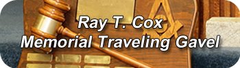 Traveling Gavel | Traveling Cup and Gavel